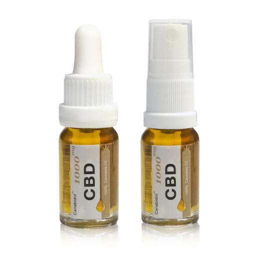 CBD olaj spray