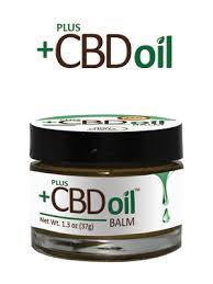 Plus CBD Kannabisz Olaj Kender Krém