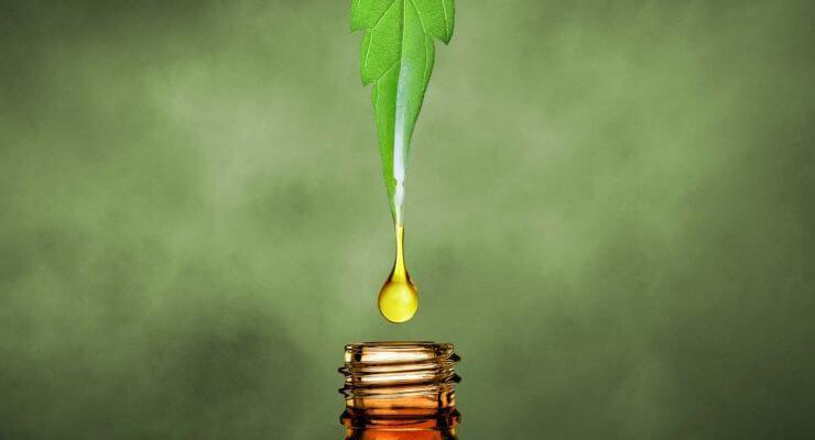 CBD Cseppek magas minőségű csakis természetes kannabisz olajból