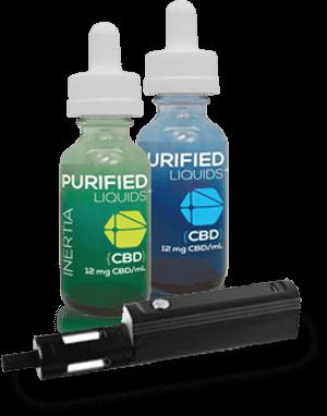 CBD E liquid különböző ízben és erősségben nikotinmentes e cigi