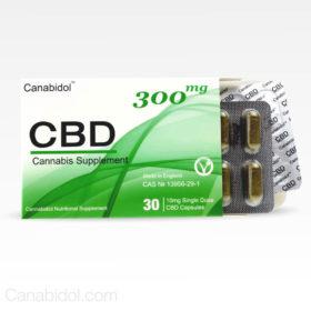 Cannabidiol™ kendermag kapszula egyenesen a UK-ből