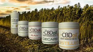 Plus CBD nyers CBD terméekek
