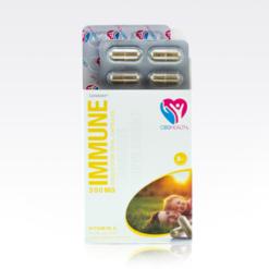 Immunerősítő kapszula dobozban