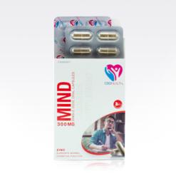 Mentális egészség kapszula dobozban